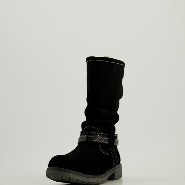Lurchi Klassische Stiefel LIA-TEX schwarz