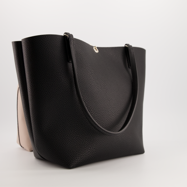 GUESS Shopper !Alby Toggle Tote schwarz