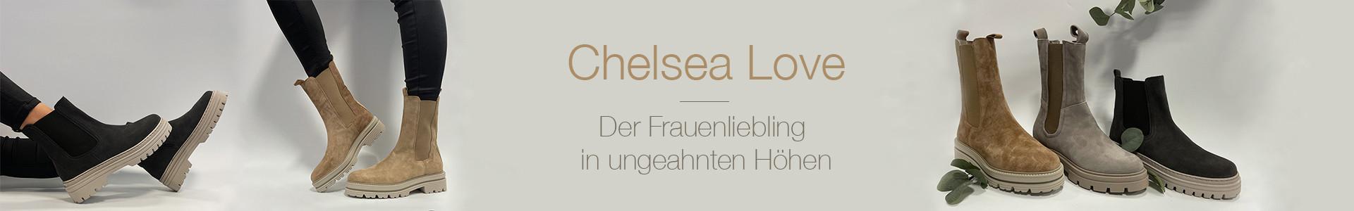 Chelsea Boots für Damen