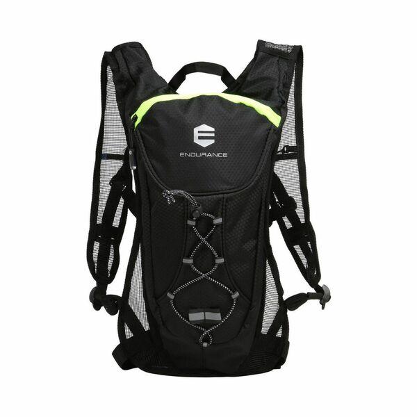 Endurance Sporttaschen Liffey BKP 1,5l Water Bladder schwarz